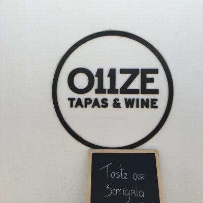 o11ze – tapas & wine