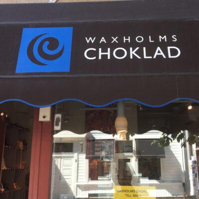 waxholms choklad.
