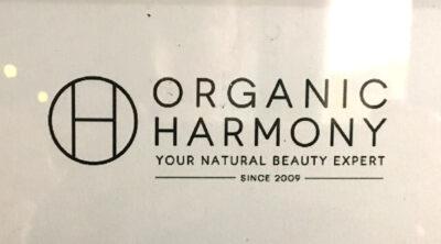 organic harmony.