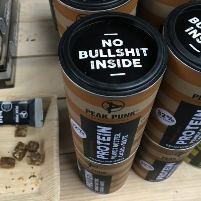 no bullshit inside.